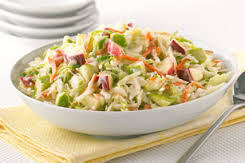 Holiday Catering by BBQ Stews - Maple Cole Slaw